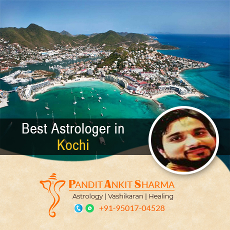 Best Astrologer in Kochi | Call at +91-95017-04528