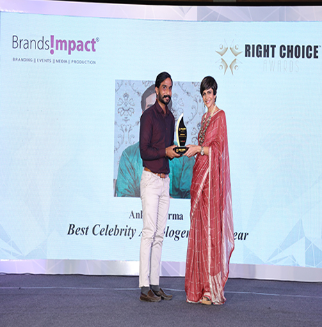 Brand Impact Right Choice Awards 2021 - The Best Celebrity Astrologer Of The Year