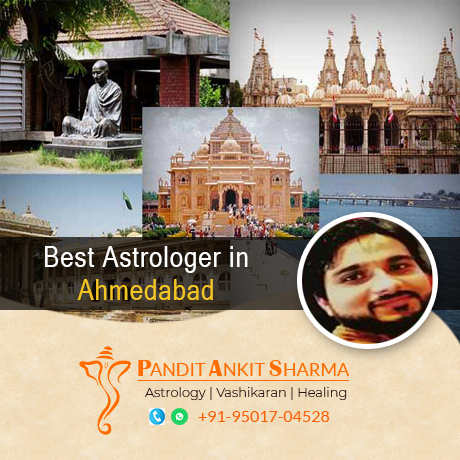 Best Astrologer in Ahmedabad | Call at +91-95017-04528